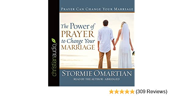 Amazon com: The Power of Prayer to Change Your Marriage