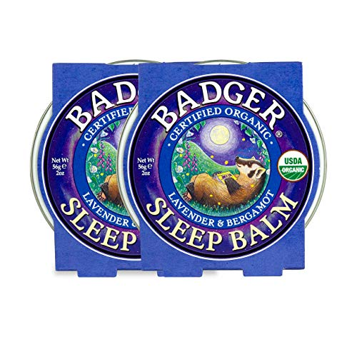 Badger Sleep Balm Lavender