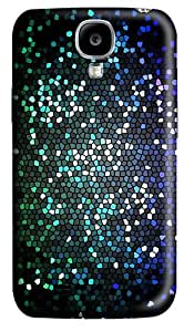 Vintage stained glass Custom Samsung Galaxy S4 I9500 Case Cover ¨C Polycarbonate