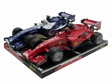 Buy WeGlow International Racing Race Cars 118 2 Cars Online At