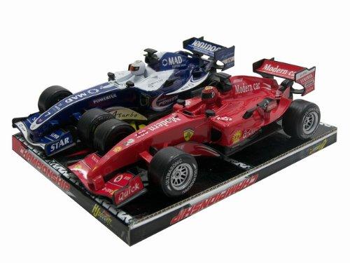 WGI Racing Race Cars 1:18 (2 Cars)