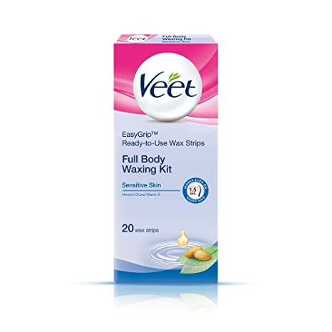 veet vax stripes