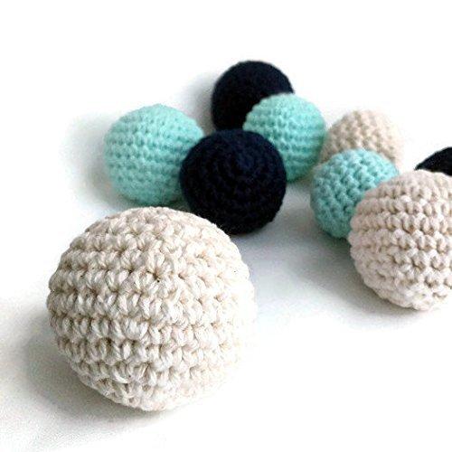 Amazon Crochet Balls 9 Multi Size Stuffed Balls Plush Balls
