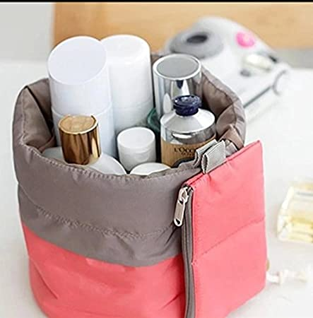 Amazon.com: Beauty Necessarie vanity bag. Beauty Powder sets makeup case travel bag organizer.: Everything Else