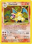 Pokemon Charizard 4 102 Base Set Holo