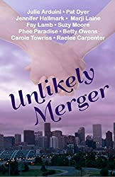 Unlikely Merger (The Heart Seekers Series Book 3)