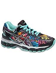 ASICS Womens Gel-Kayano 22 NYC Marathon Running Shoes New York/City/2015