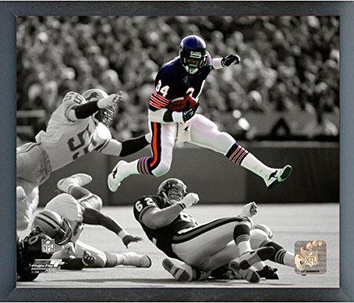 Walter Payton Chicago Bears Spotlight Action Photo (Size: 17