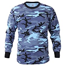66787 Rothco Tiger Stripe Camo Long Sleeve T-Shirt