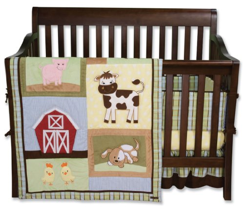 Cute Cow Baby Nursery Decor