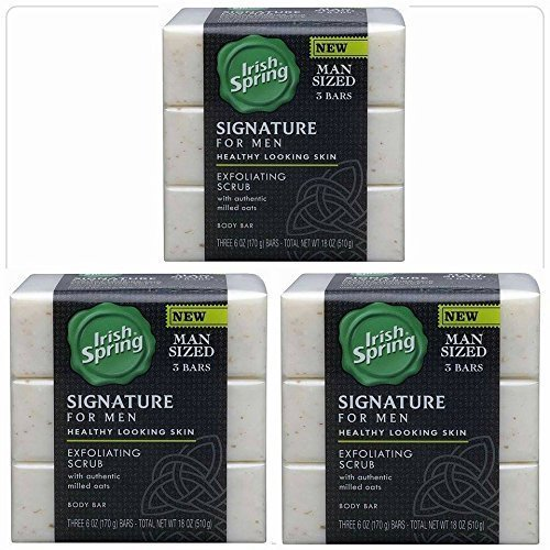 irish-spring-signature-exfoliating-bar-soap-6oz-3-count-pack-of-3-9-bars-total