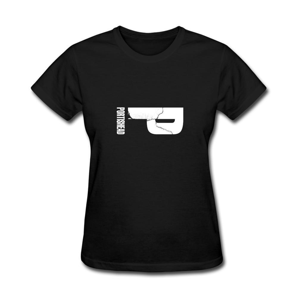 Portishead Rock Band Logo Tshirt