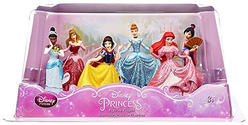 Disney Princess Figure Play -