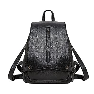 5b52284a Amazon.com: HYP Handmade Leather Tote Bag Travel Bag&Computer Bag ...
