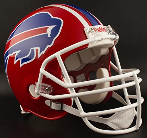 s 1987-1999 NFL Authentic Throwback Football Helmet w/JOP Facemask ()