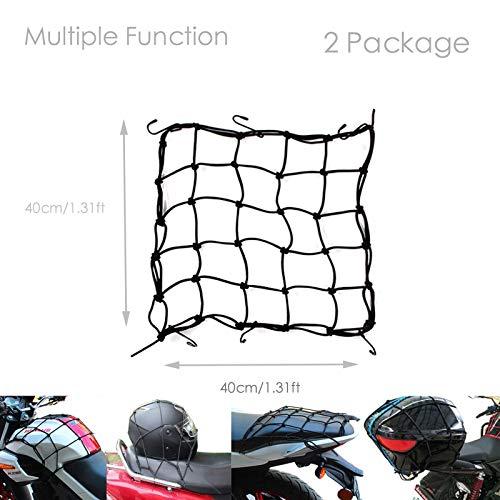 Motorcycle Bungee Net - 8