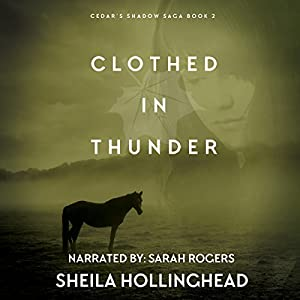 Clothed in Thunder Audiobook