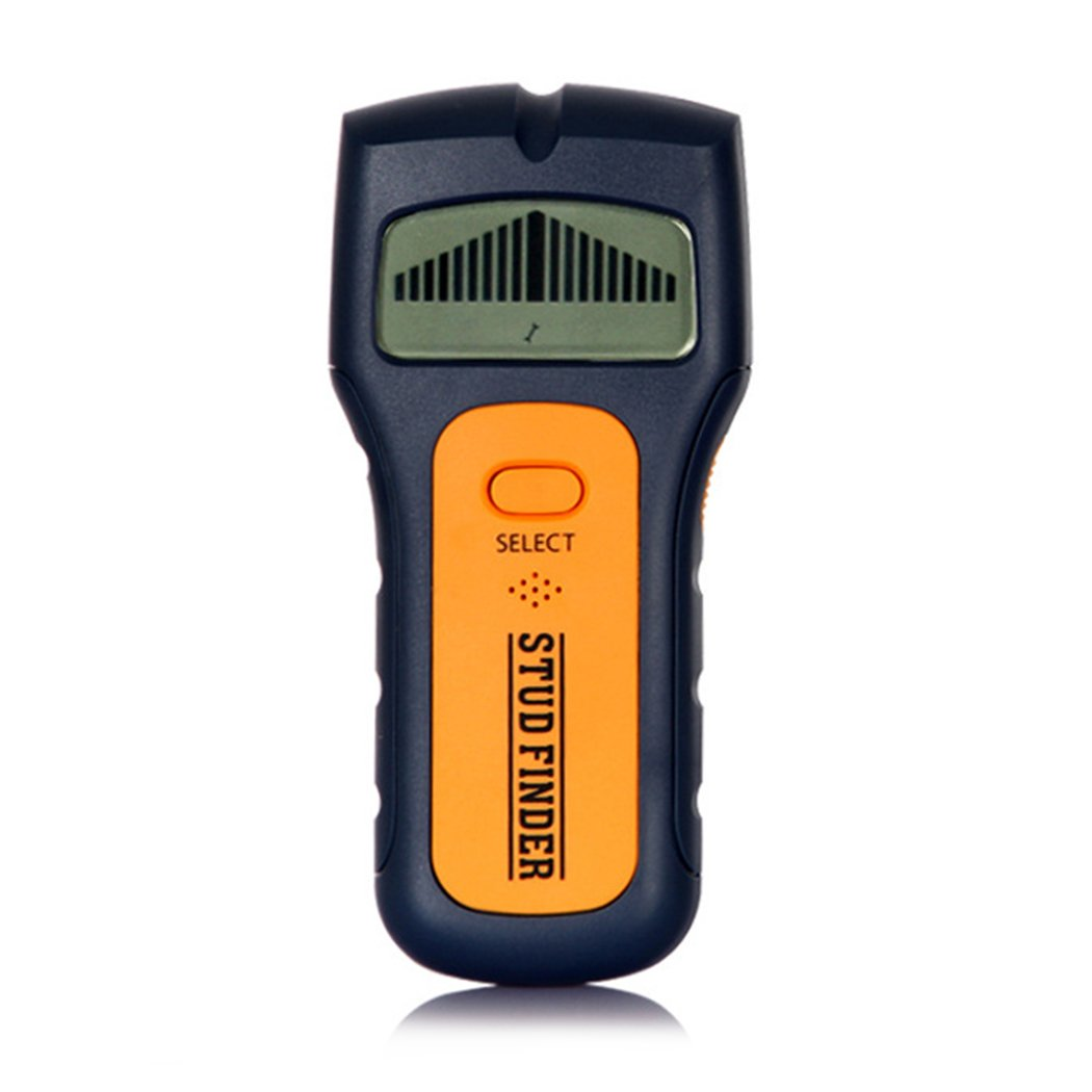 XWB Handheld 3 in 1 Stud Finder Wood Metal and AC Live Wire Detector TS79 Wall Detector Voltage Density Detection