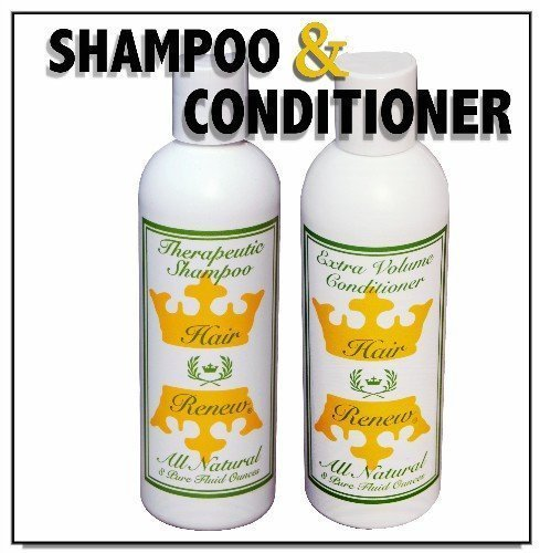 Menopausal Thinning Hair System - Hair Loss Shampoo and Volumizing Conditioner
