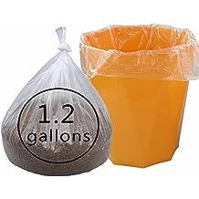 Amazonm Trash Bags Small Bathroom