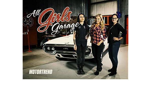 Amazon com: Watch All Girls Garage Season 8 | Prime Video