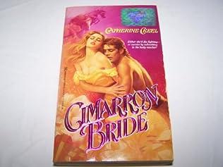 book cover of Cimarron Bride