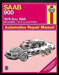 Saab 900 (79 - 88) (Haynes Manuals)