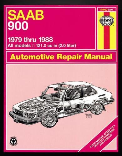 Saab 900 '79 Thru '88 (Haynes Manuals) ()