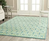 Safavieh Mosaic Collection MOS150A Hand-Knotted