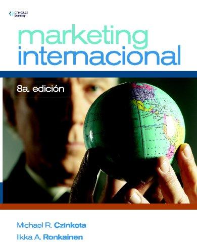MARKETING INTERNACIONAL: Octava Edicion (Spanish Edition)