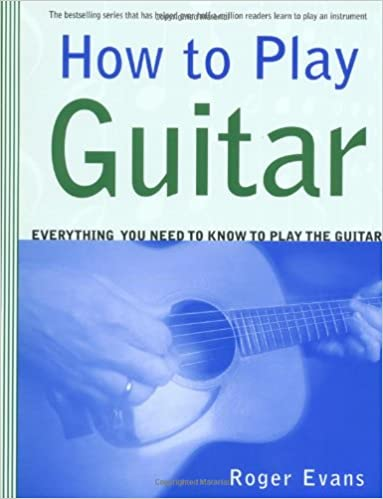 Learning Guitar Book