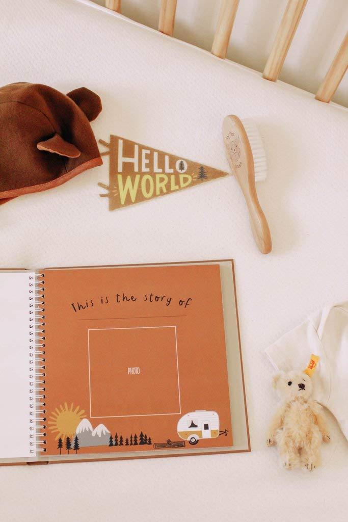 Amazon.com: Baby Journal and Photo Album - Libro de ...