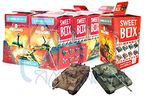 Fruit Flavored Gummy  Sweet Box  World Of Tanks 2 Pack