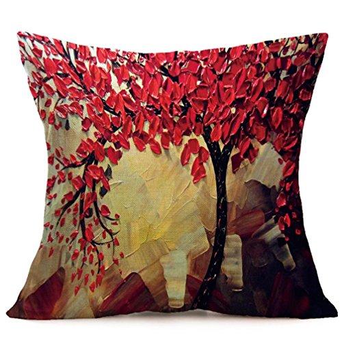 Nikuya Print Sofa Bed Home Pillow case (B)