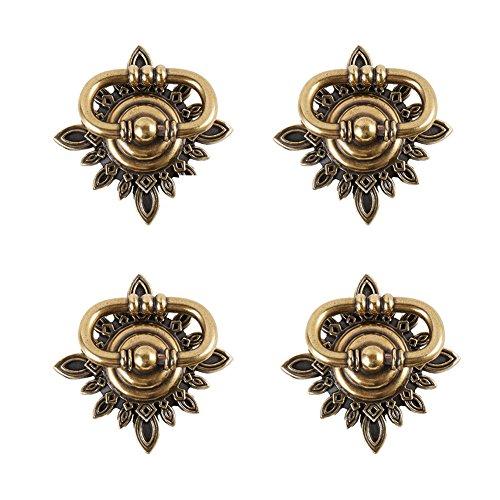 Bronze Ring Handle - 9