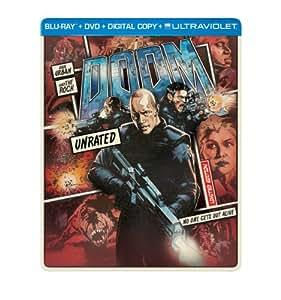 Doom (Steelbook) (Blu-ray + DVD + Digital Copy + UltraViolet)