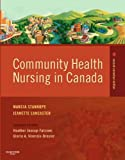 img - for Community Health Nursing in Canada book / textbook / text book