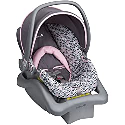 Safety 1st Light N Comfy Elite Infant Car Seat Brookstone Blossom