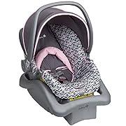 Safety 1st Light 'n Comfy Elite Infant Car Seat, Granada Rose