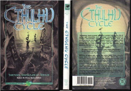 The Cthulhu Cycle: Thirteen Tentacles of Terror (Call of Cthulhu Fiction)