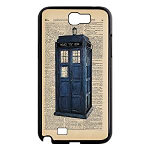High quality TV doctor who series-doctor who Tardis protective case cover For Samsung Galaxy NOTE3 Case CoverHQV479702286