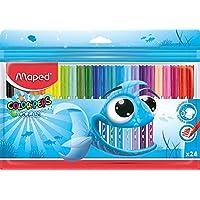 Flamastry Colorpeps ocean 24 sztuki