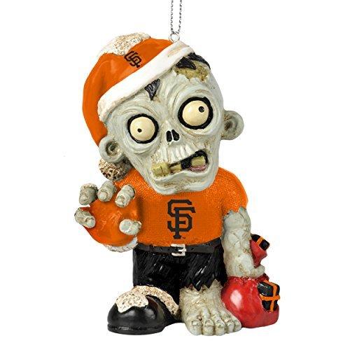 San Francisco Giants Resin Zombie Ornament