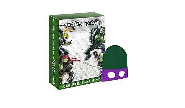 Ninja Turtles + Ninja Turtles 2 [Italia] [DVD]: Amazon.es ...