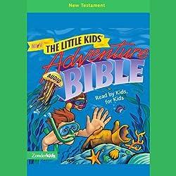 NIrV The Little Kids' Adventure Audio Bible