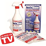 Manufacturer's Special- Extra Packet for FREE! Instagone Retail Box- 1, 22 oz. Spray Bottle + 3 (!), .8 oz. Concentrated Powder Packets- That's a 3rd Packet for FREE!