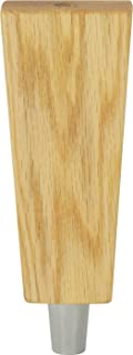 "product image for Tapered 6.5"" Solid Red Oak Tap Handle"