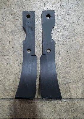 Amazon com: 1 Each LH & RH Tiller Tine for Kubota Model BC