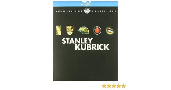 Pack: Stanley Kubrick (Incluye 5 Películas) [Blu-ray]: Amazon.es: Keir Dullea, Gary Lockwood, Jack Nicholson, Shelley Duvall, Matthew Modine, Adam Baldwin, Malcolm McDowell, Patrick Magee, Tom Cruise, Nicole Kidman, Stanley Kubrick, Keir Dullea,