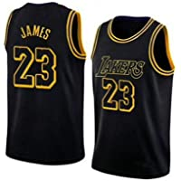 Los Angles Basketball Player Goat FMVP #23 James,#24#8 Kobe,#3 AD Davis,#0 Kuzma Jersey,4 Color